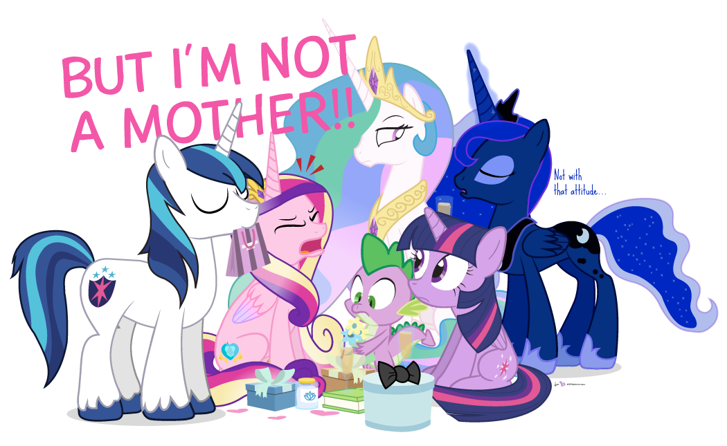 cadence the mom my little pony friendship is magic