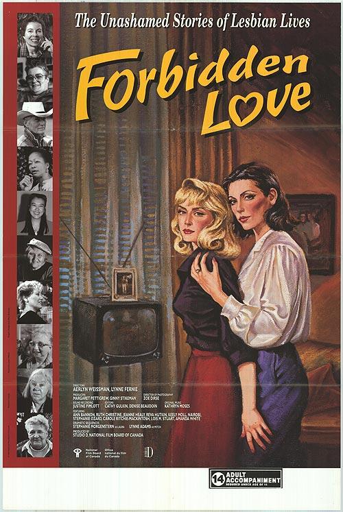 The Unashamed Stories of Lesbian Lives Forhidden Love AERLYN WEISSMAN,  LYNNE FERNIE St STEHANE OTARD