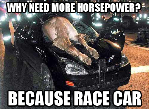 Civil War Funny Meme : Horse power sounds like an equine civil rights movement because