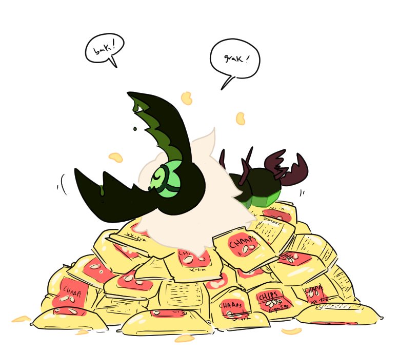 Steven Universe Centipeetle Chips