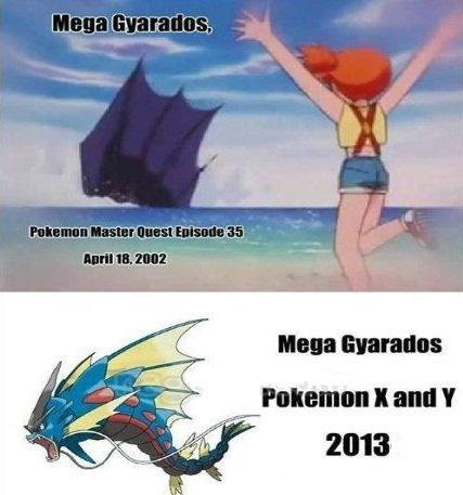 c5f mega gyarados is older than you think pokémon know your meme