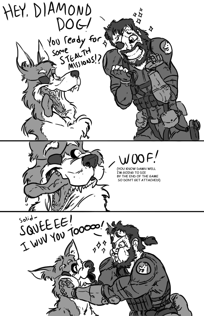 how to make your relationship with quiet in mgs5