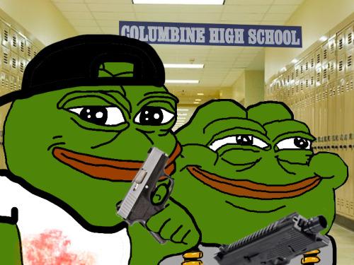 987 columbine pepe smug frog know your meme,Know Your Meme Pepe