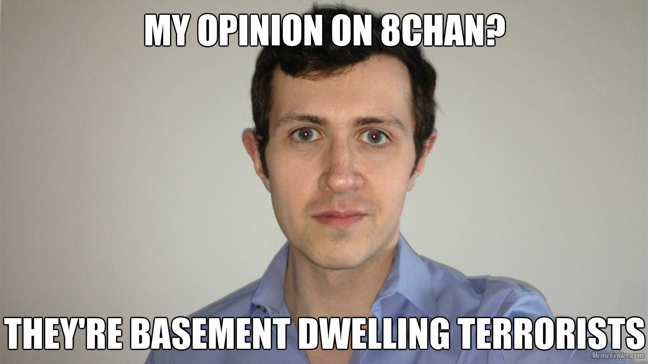 8chan: Tyler Malka's Opinion On 8chan