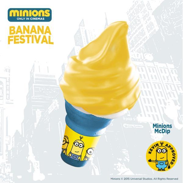 2f5 mcdonalds ice cream minions know your meme