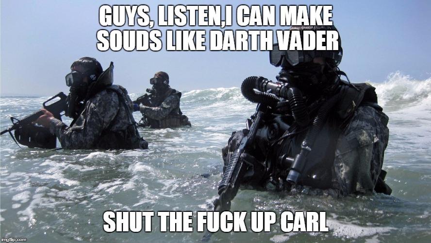468 shut the fuck up carl shut the fuck up, carl know your meme