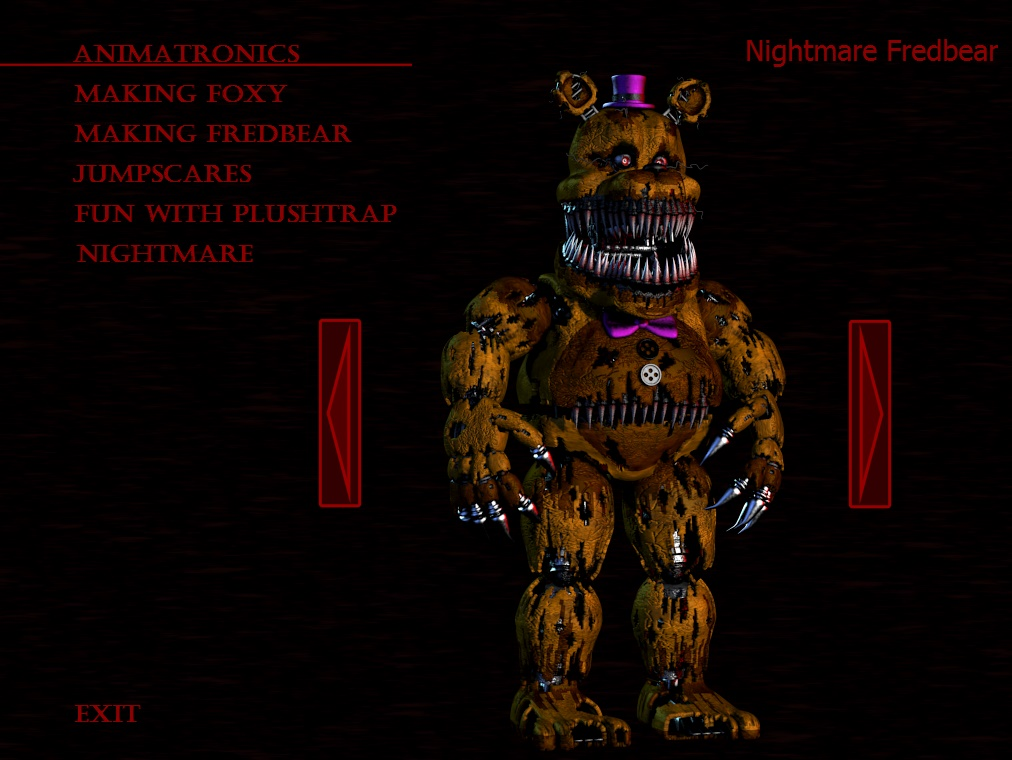 Nightmare fredbear five nights at freddy s know your meme