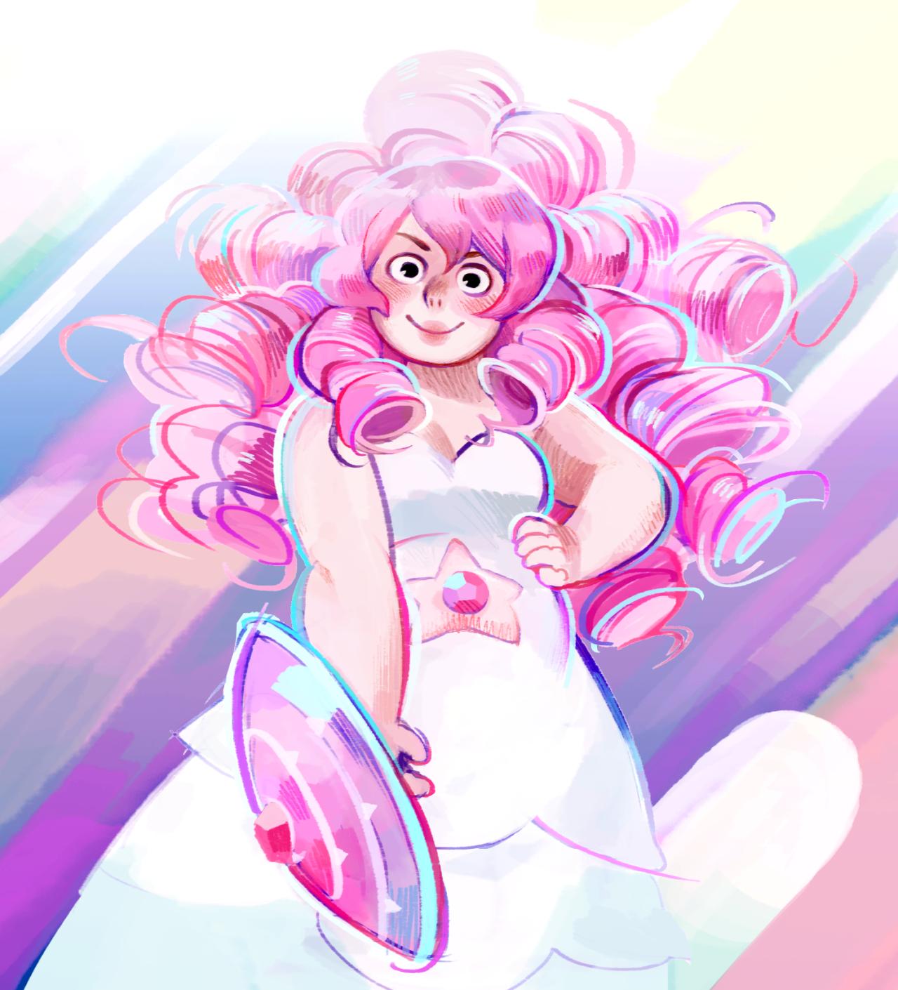 rose quartz steven universe know your meme