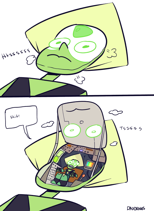 Apparently Su Theorists Have Been Stating That Peridot