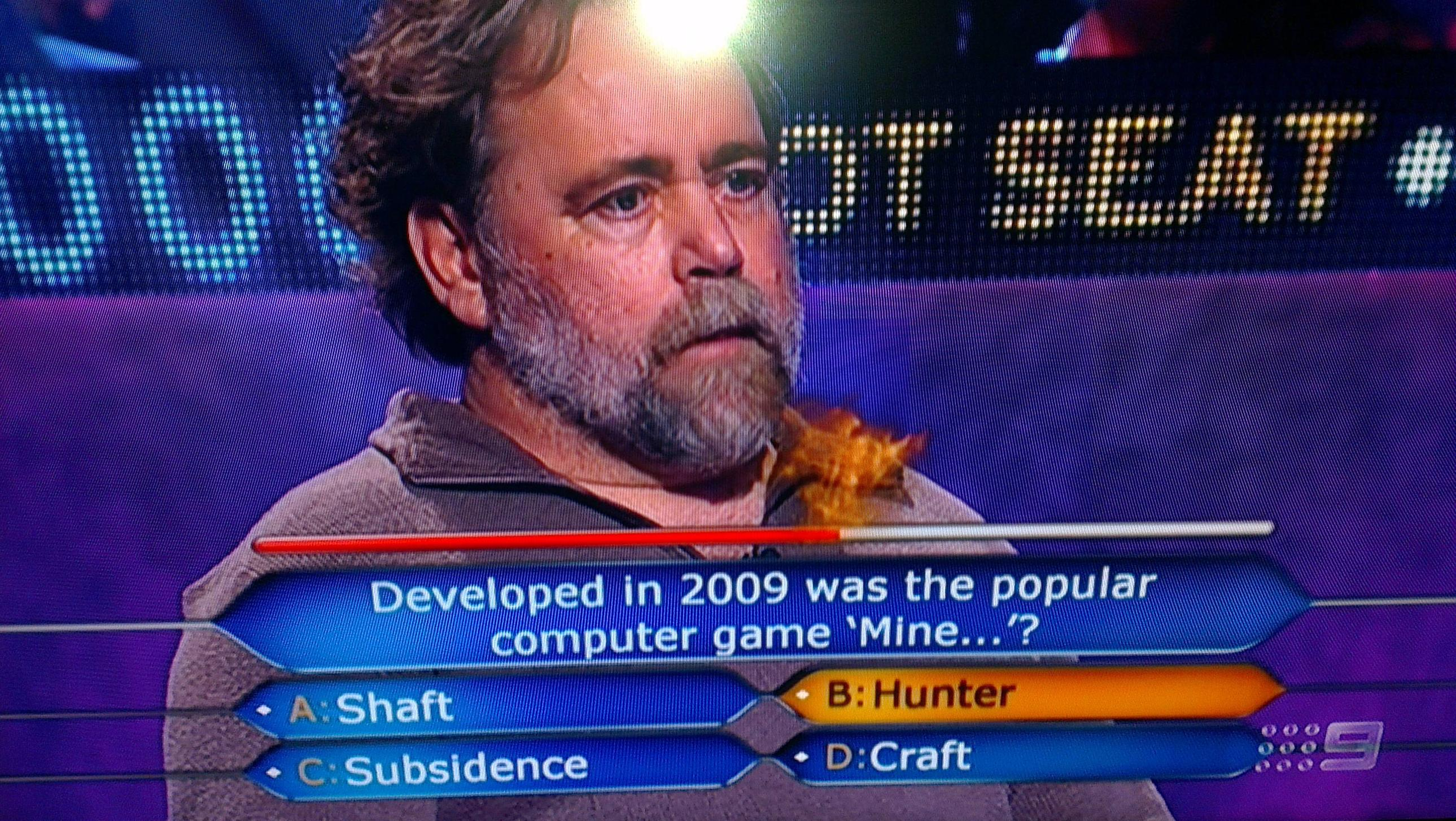 De Address Of Who Wants To Be A Millionaire
