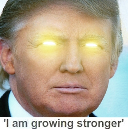 Trump Growing Stronger I Am Growing Stronger Know Your
