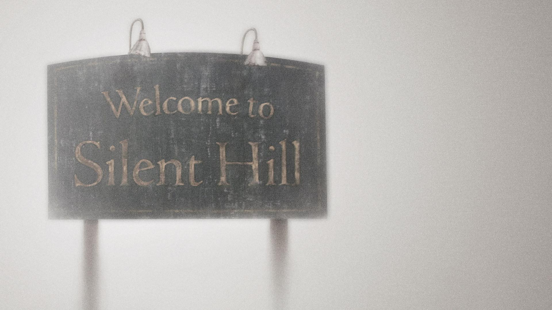 """Résultat de recherche d'images pour """"wolcome silent hill"""""""