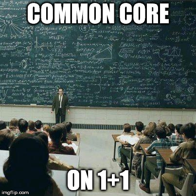 a10 common core not even once know your meme