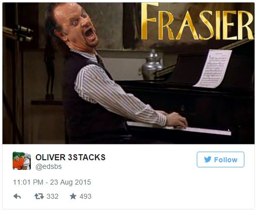 c67 frasier photoshop undertaker's screaming face know your meme