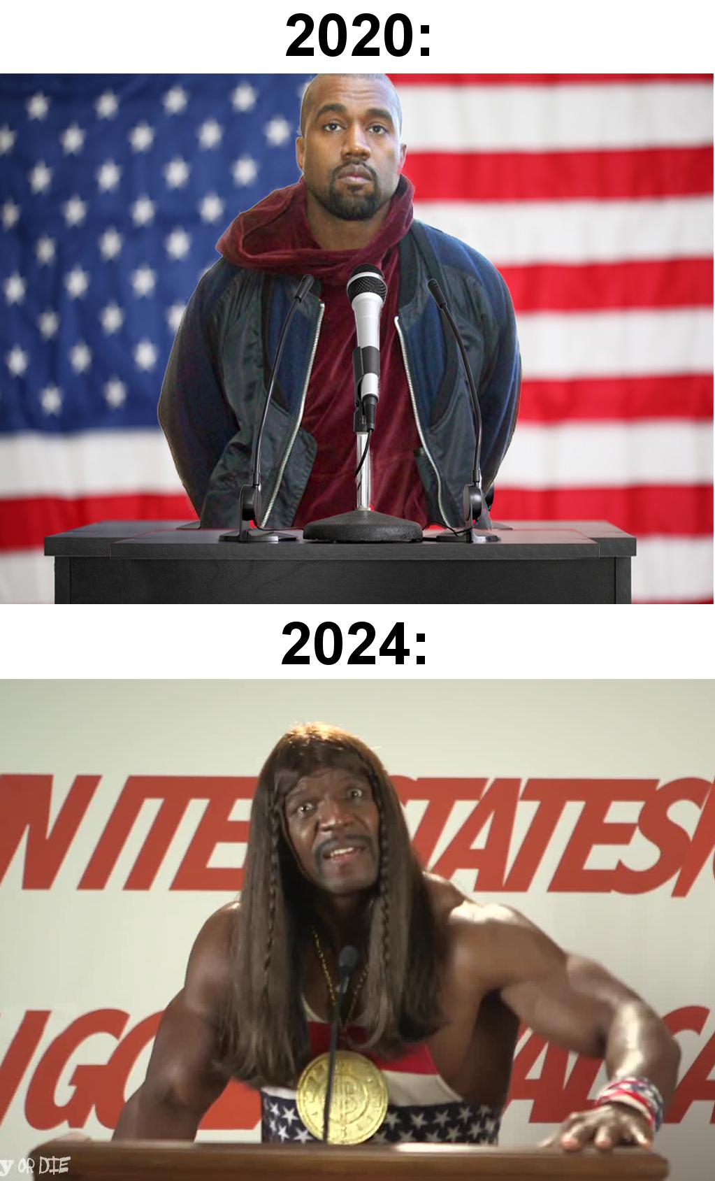 idiocracy | Kanye West | Know Your Meme