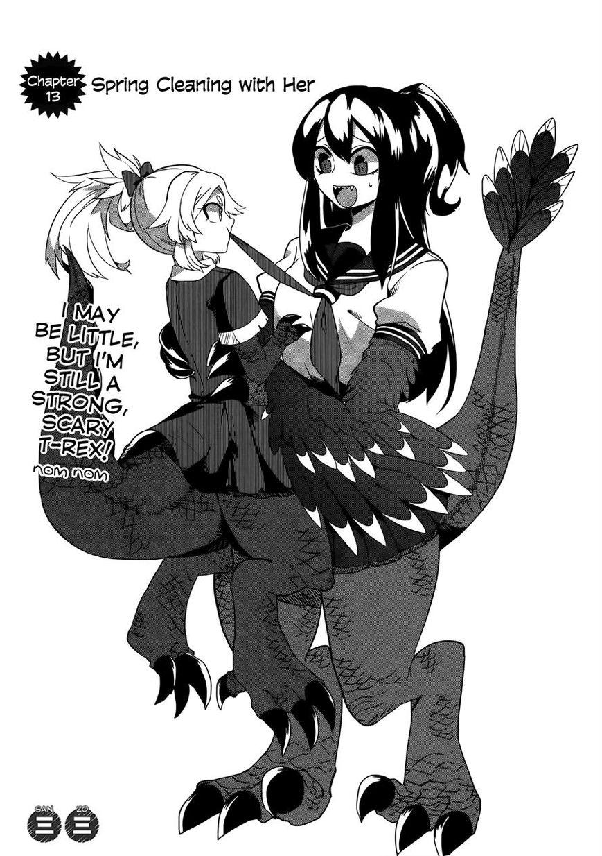 manga monster girls