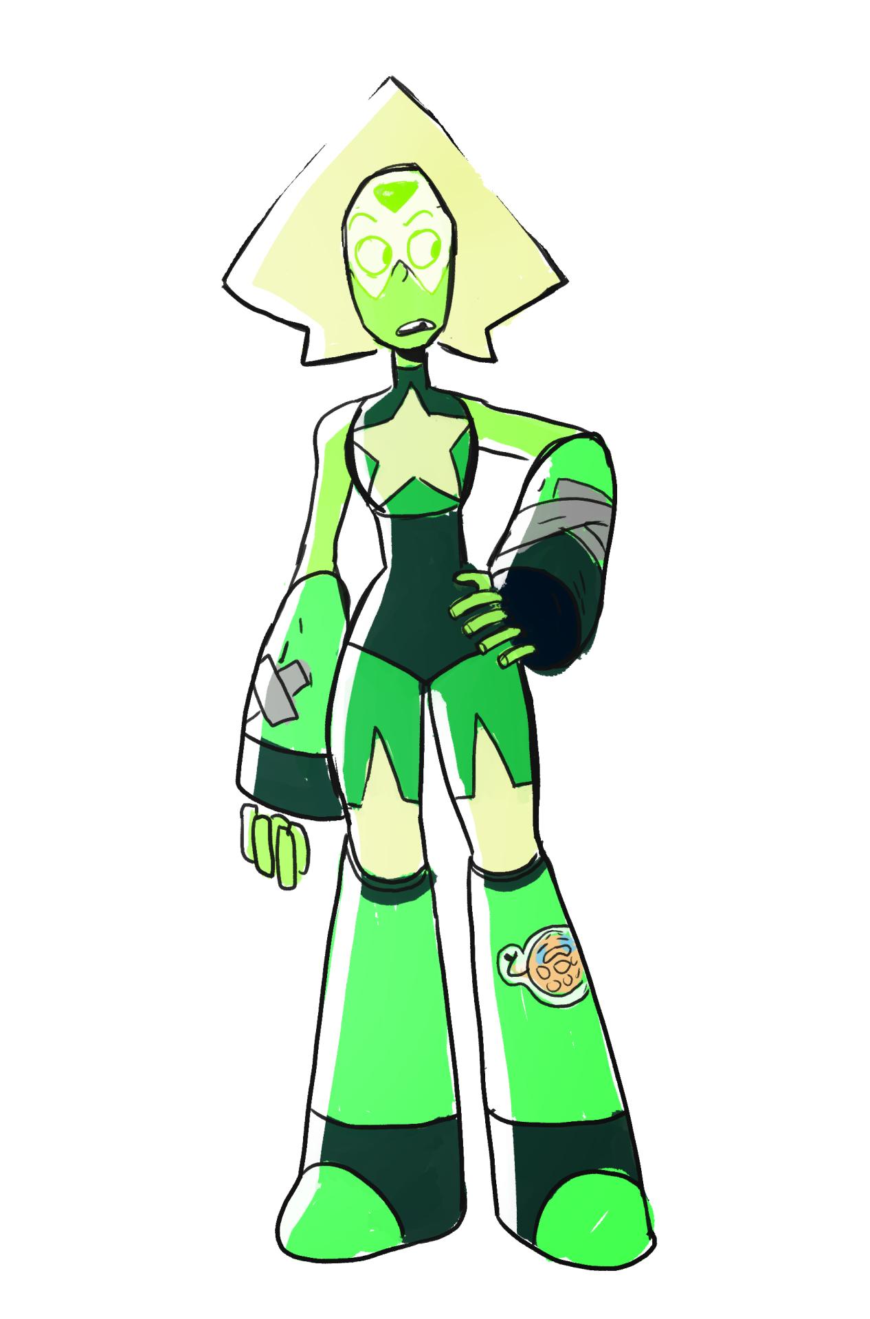 crystal gem peridot | Steven Universe | Know Your Meme