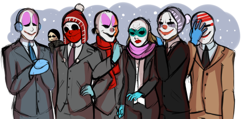 A Very Payday Christmas | Payday: The Heist | Know Your Meme