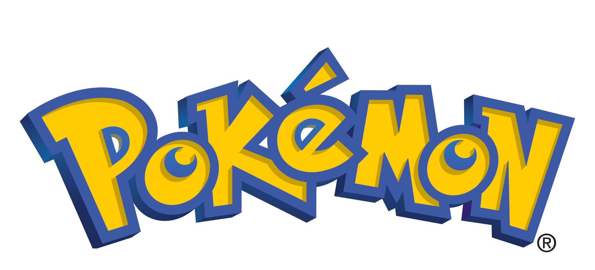 pok mon logo hi res pok mon know your meme rh knowyourmeme com pokemon logo font style pokemon logo font download