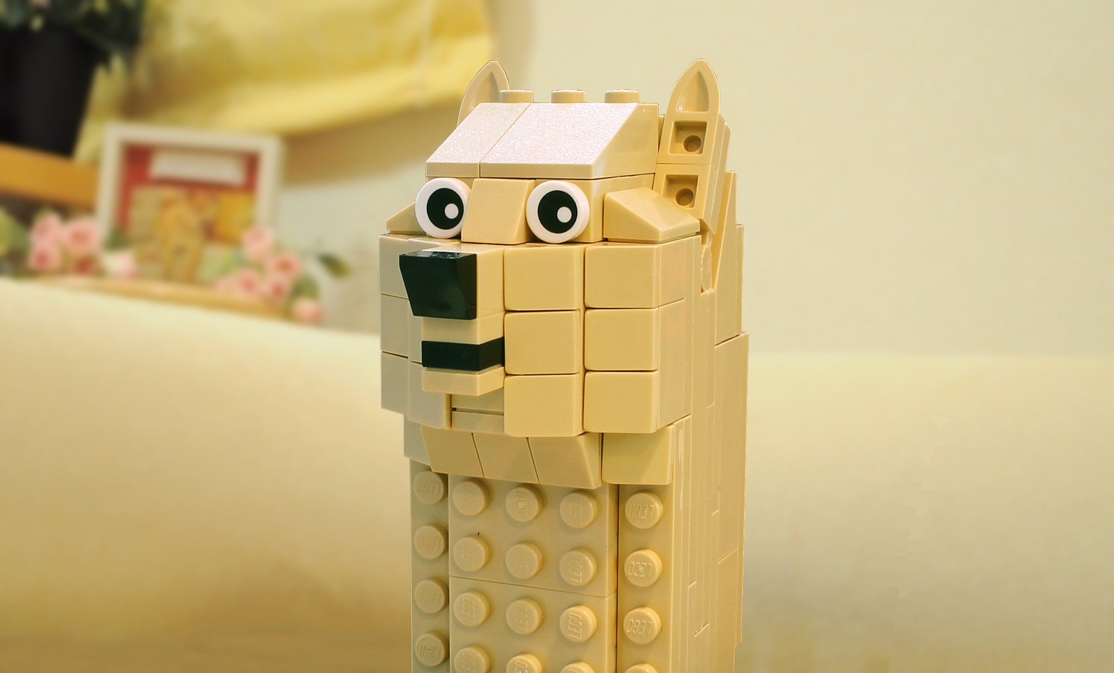Lego Doge Template Doge Know Your Meme