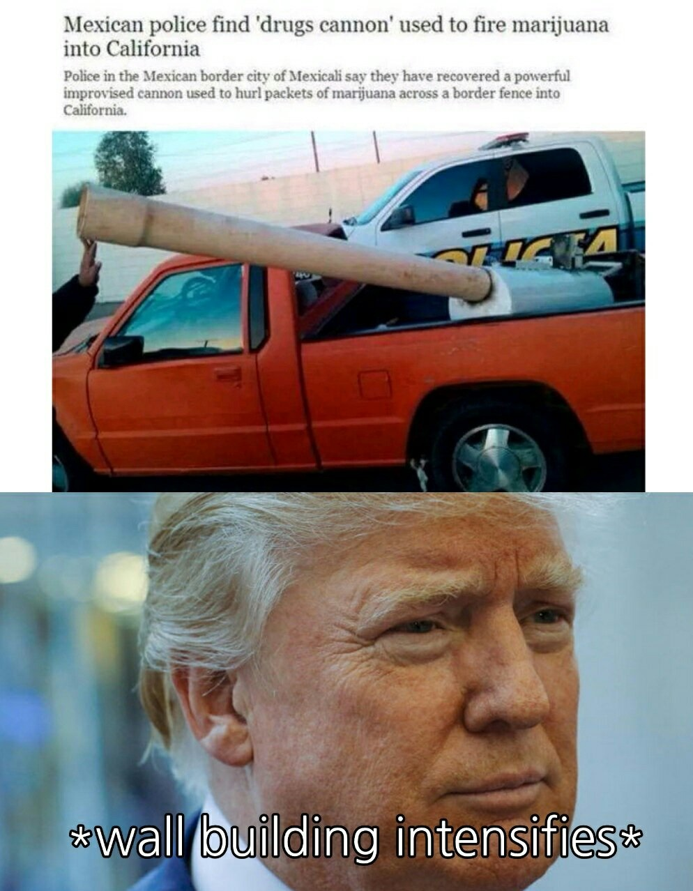 Funny Donald Trump Wall Memes : O donald trump s wall know your meme
