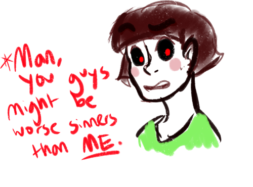 817 even chara is disturbed undertale know your meme