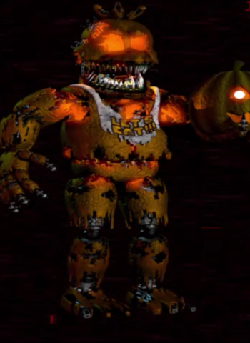 Jack-O-Chica | Five Nights at Freddy's | Know Your Meme