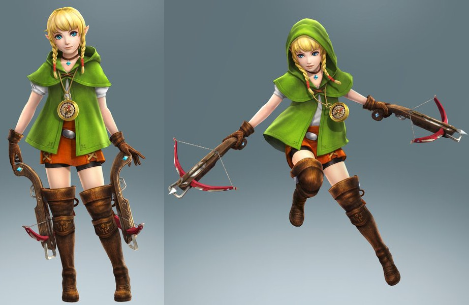 What If Linkle Was A Girl What If Zelda Was A Girl
