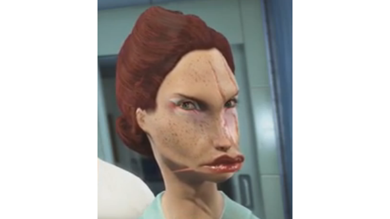 how to create a new character in fallout 4