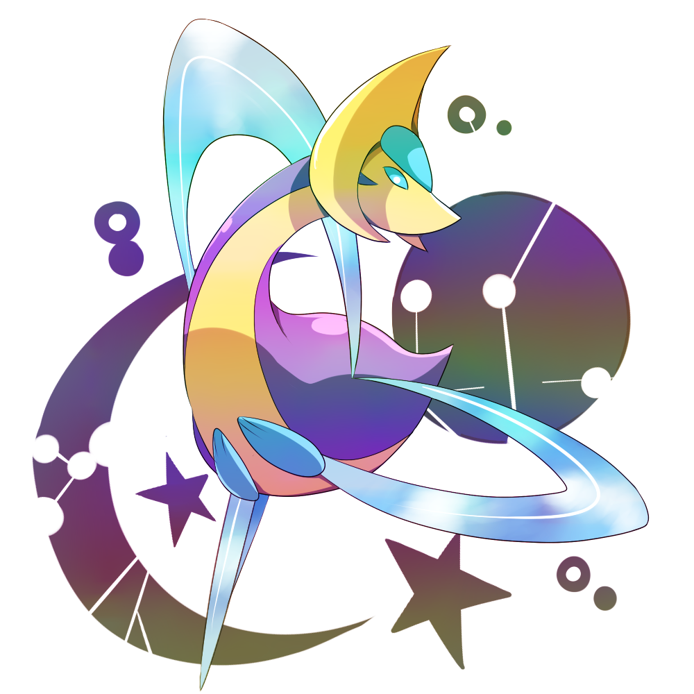 how to get cresselia in omega ruby