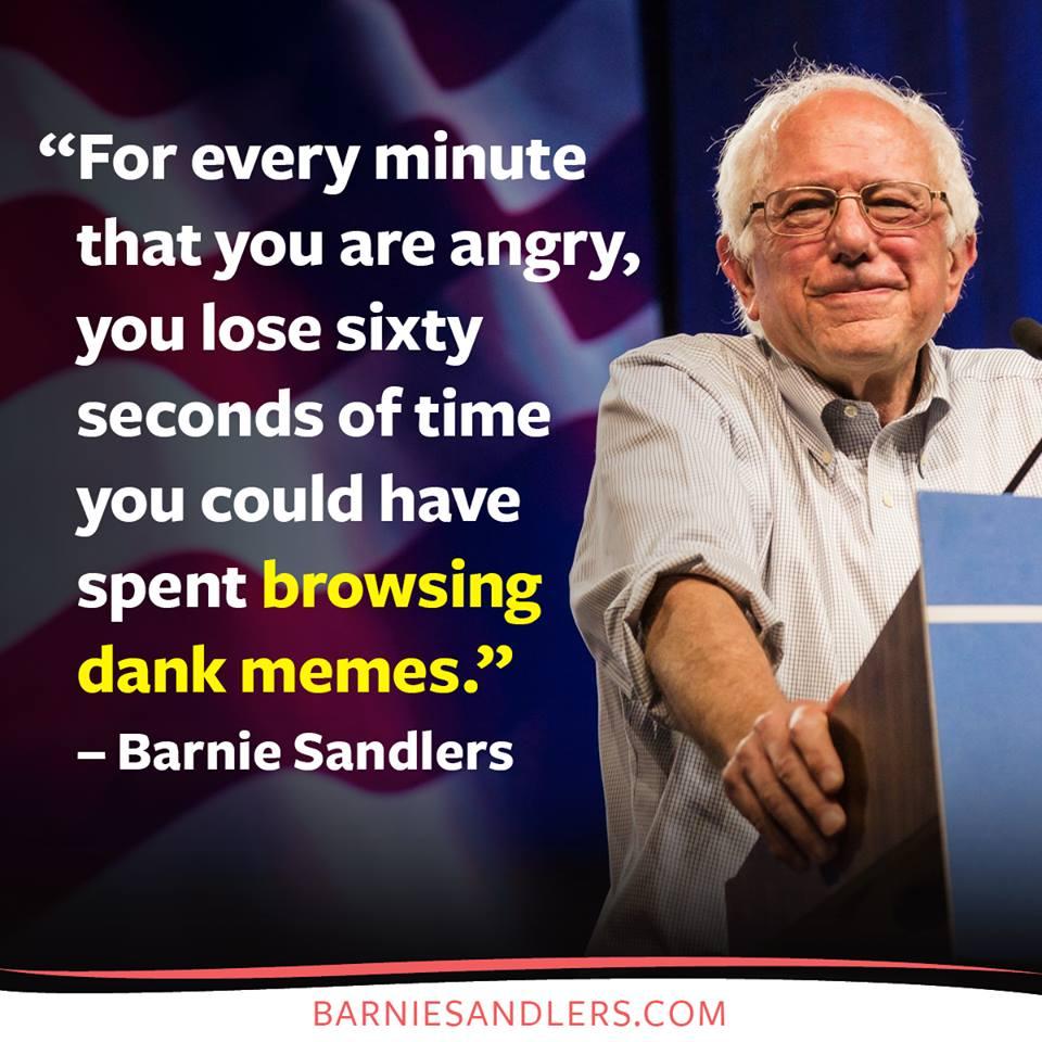 713 browsing dank memes barnie sandlers know your meme