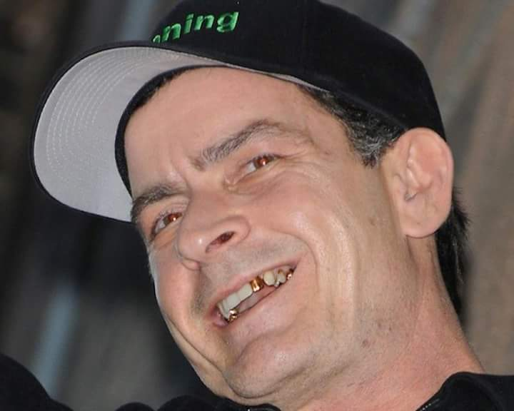 e1a winning smile charlie sheen know your meme