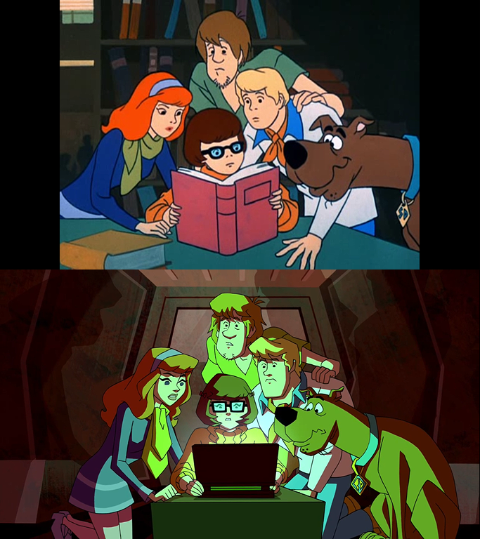 By Incorporated: Where Are You Vs. Mystery Incorporated
