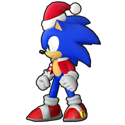 Christmas Sonic | Sonic the Hedgehog | Know Your Meme