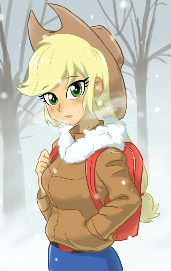 Apple Jack by TaNa  My Little Pony Equestria Girls  Know Your Meme