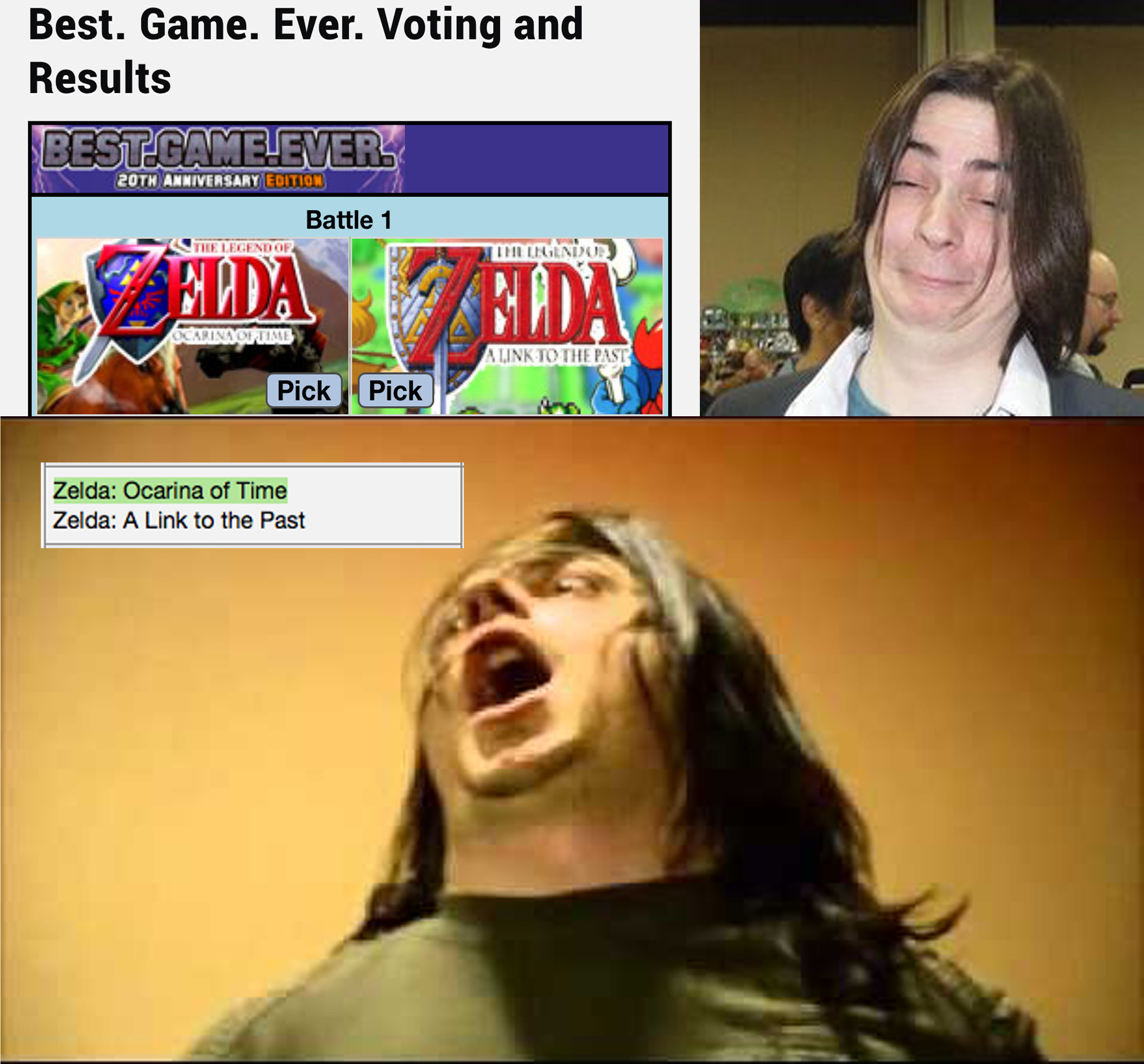 ab7 the people have spoken arin egoraptor arin hanson know your meme