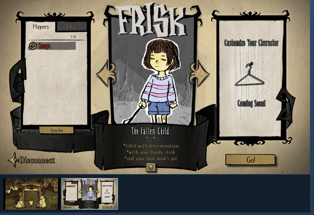 how to make a don t starve character mod