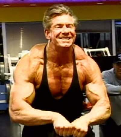 vince mcmahon steroids