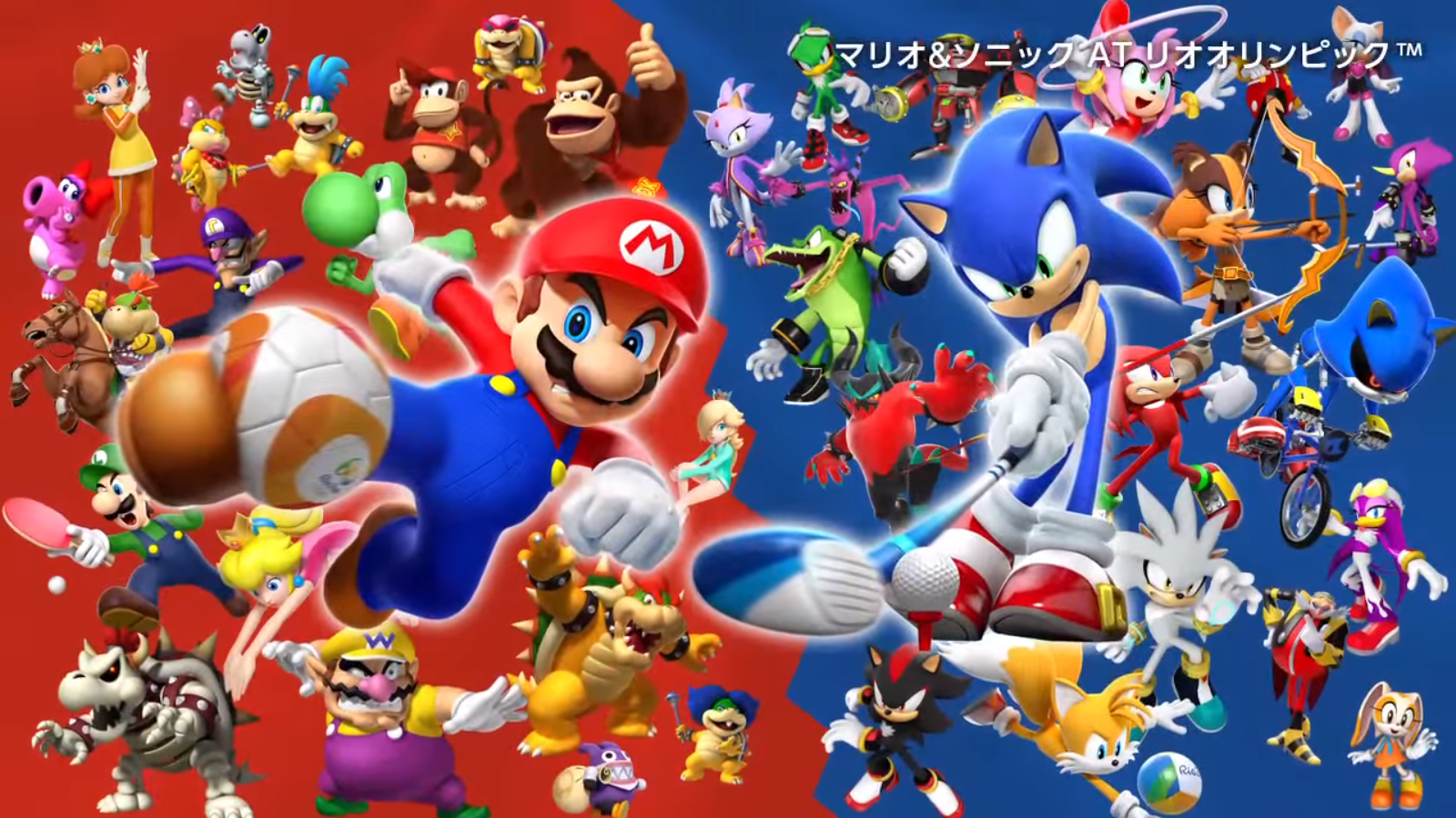 Rio 2016 Character Roster | Sonic the Hedgehog | Know Your