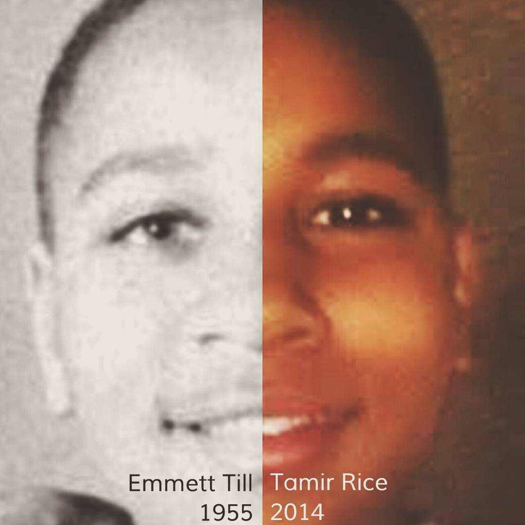 emmett till Aug 28 marks 63 years since the brutal murder of 14-year-old emmett tillin 1955, carolyn bryant, a 21-year-old white woman, falsely claimed the black boy had touched her while making sexual.