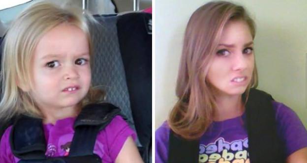 It grew | Side Eyeing Chloe | Know Your Meme
