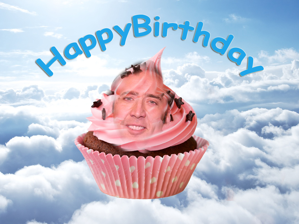Birthday card nicolas cage nicolas cage know your meme irthday hoppybi nicolas cage sky cloud bookmarktalkfo Choice Image