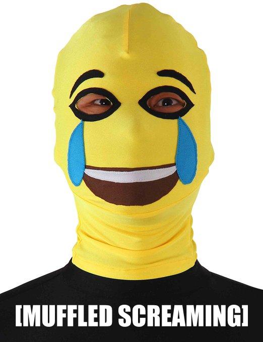 Muffled Screaming | Crying Laughing Emoji 😂 | Know Your Meme
