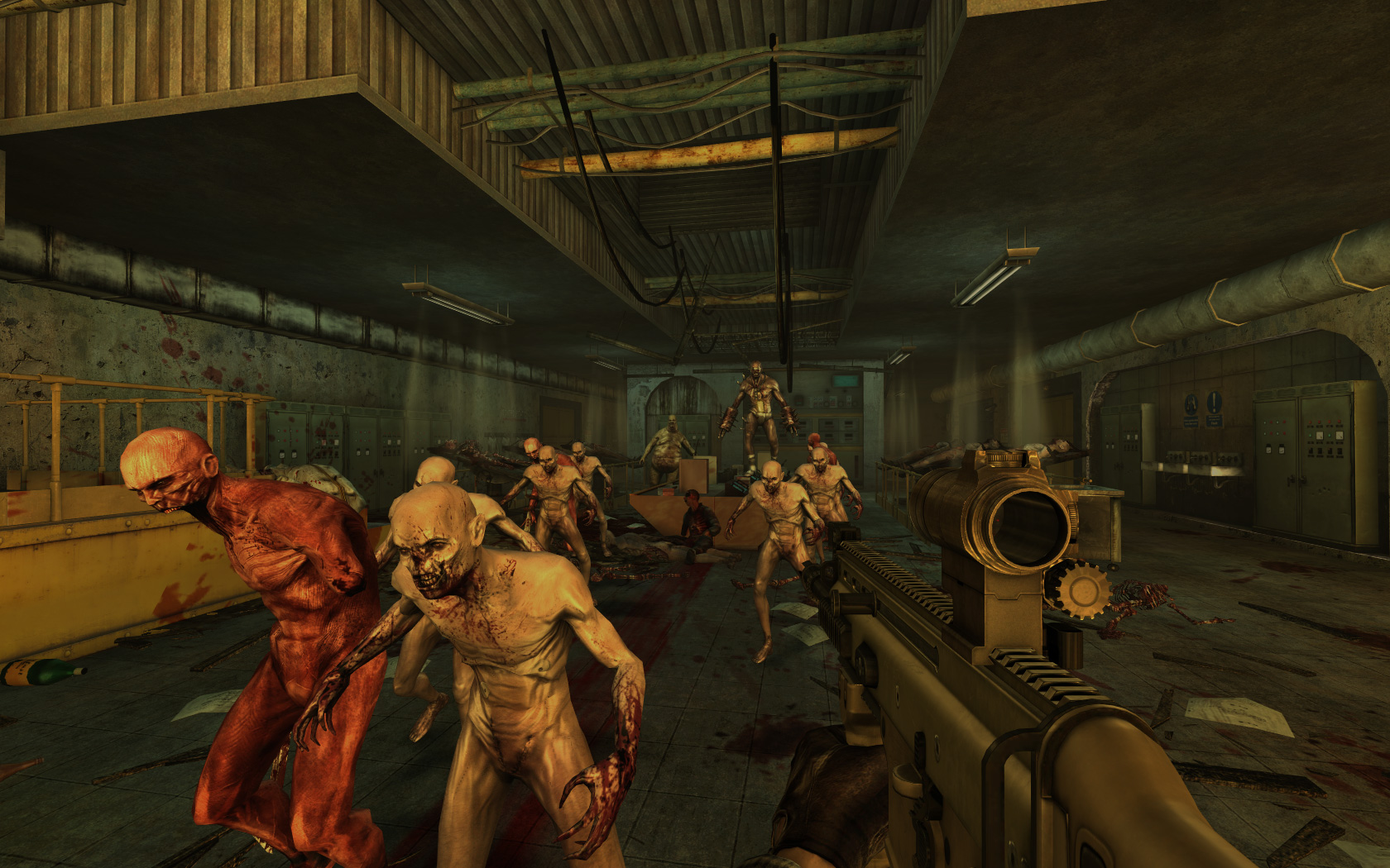 Screenshot Of Killing Floor Gameplay