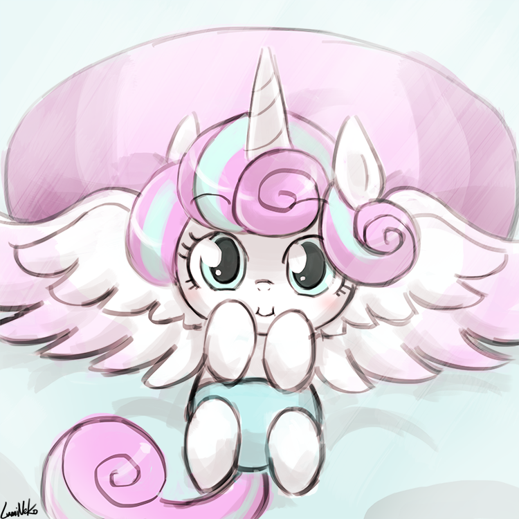 baby flurry heart