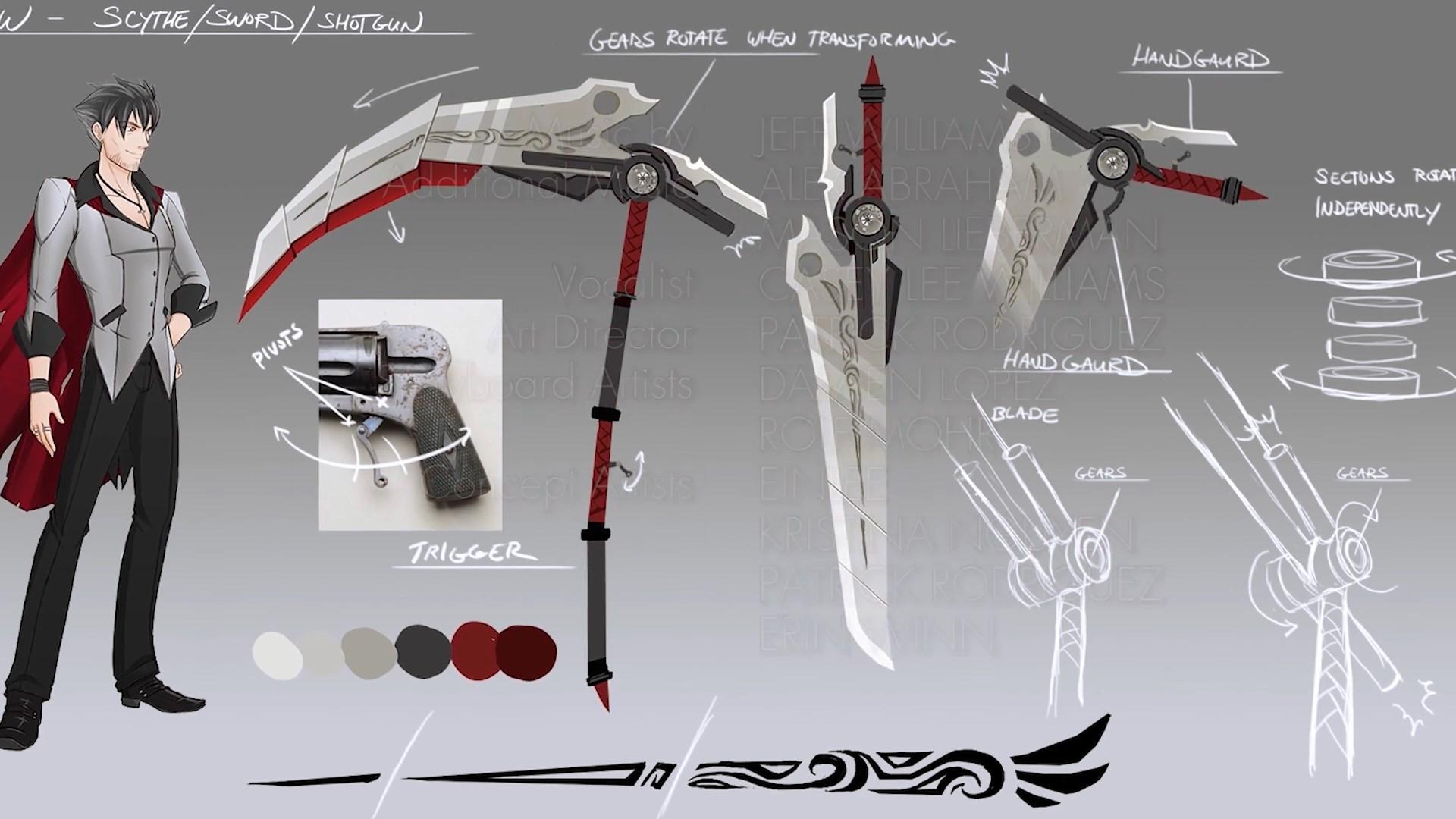 Dark Souls  Rwby Weiss Build
