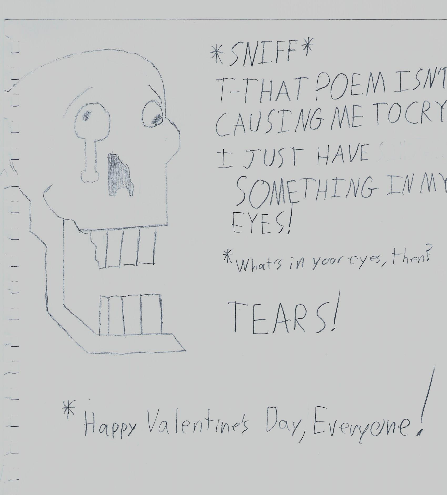 Papyruss Valentine Letter 44  Undertale  Know Your Meme