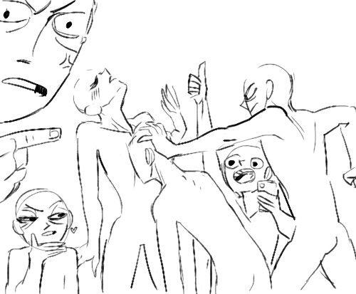 meet the homestuck characters drawings