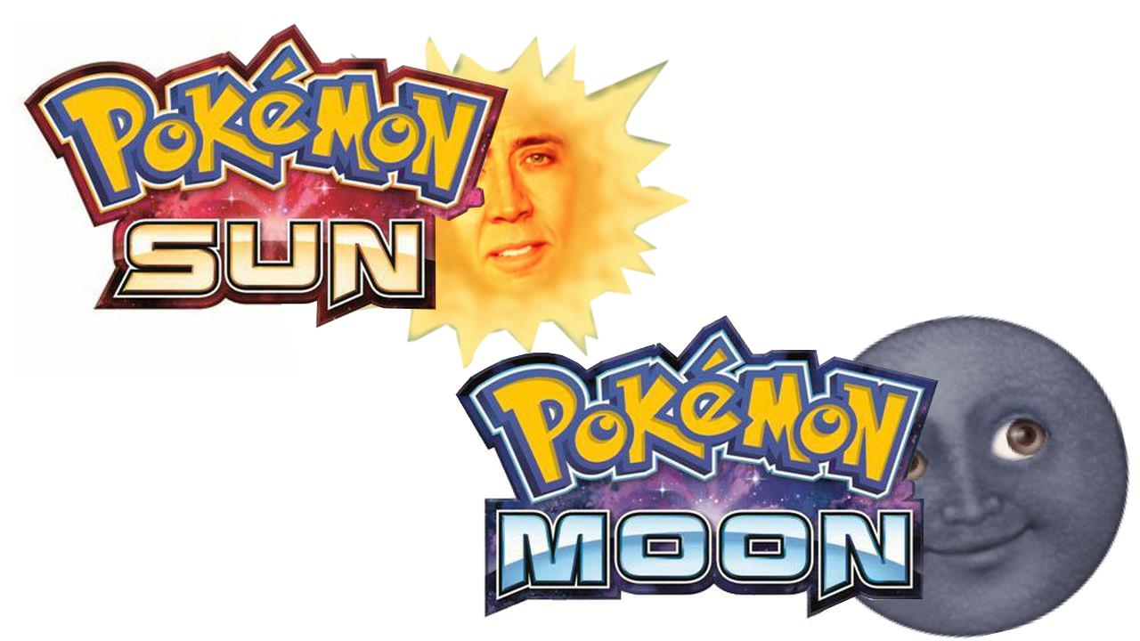 pokemon sun and moon leaked image | pokemon sun and moon cover