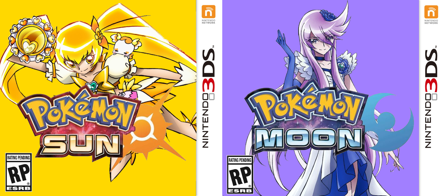 if you get the reference, you are awesome | pokemon sun and moon